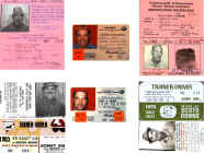 Dad's Licenses